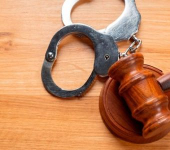 idoso acusado preso